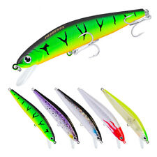 5pcs/lot Fishing Lures 5 Colors Fishing Tackle with 2px-2# Hook Fishing Baits
