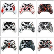 Customized Front Housing Shell Faceplate Mod for Xbox One Controller Patterned