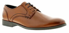 New Mens/Gents Tan Pod Rio Lace Ups Formal Shoes UK SIZES