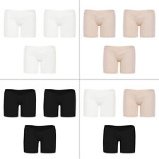 Seamless Brief Pregnancy Maternity Belly Support Panty Boyshorts Women Underwear