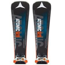 Atomic 16 -17 Vantage X 80 CTI Skis w/Warden 13DT Bindings NEW 166cm