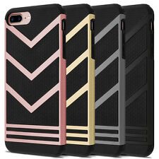 For Apple iPhone 6 6s / 7 Plus Soft Rubber Slim Shokproof Non-Slip Case Cover