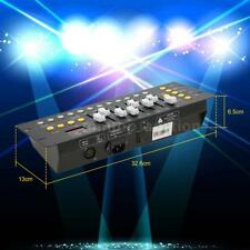 Mini 192 Channels DMX512 Controller Console Stage Lighting Party Bar KTV P5F9