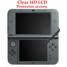 HD Front +  bottom Screen Protective Film Skin Cover For Nintendo NEW 3DS XL Lot