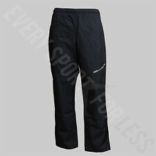 Bauer Hockey 100% Polyester Youth Flex Zippered Pants - Black (NEW)