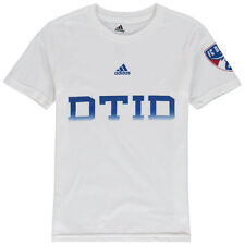 Fc Dallas Adidas Youth Jersey Hook T-Shirt