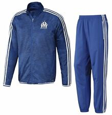 ADIDAS OLYMPIQUE MARSEILLE [ SIZE XS / S / M ] TRACKSUIT TRACKSUIT