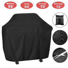 "Heavy Duty BBQ Grill Cover Gas Barbecue Waterproof Outdoor Weber 58"" 64"" 70"" 72"""