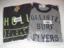 New Men's Hollister Graphic T-Shirts - 2 Colors - Size: S, M - NWT ($24.95)