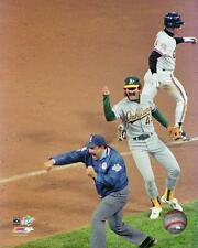 Dennis Eckersley Oakland A's World Series Action Photo UK147 (Select Size)
