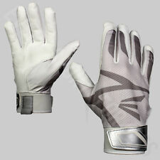 Easton Z3 Hyperskin Youth Baseball Batting Gloves-White / White (NEW) Lists@$20