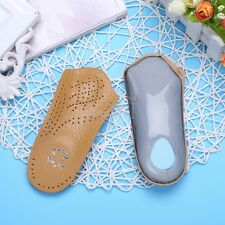 Unisex Orthotic Arch Support Shoe Pad Sport Running Gel Insoles Cushion Sz 36-46