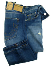 TRUE RELIGION Jeans Geno (Relaxed Slim) ED57 Blue FM supersoft