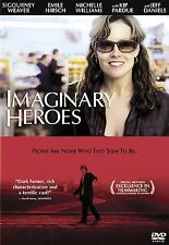 Imaginary Heroes (DVD, 2005) Sigourney Weaver, Emile Hirsch Drama Humor (K)