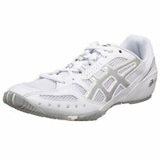NEW ASICS NSG CHEER 2 CHEER SHOE WHITE/SILVER QQ75A - MULTIPLE SIZES AVAILABLE