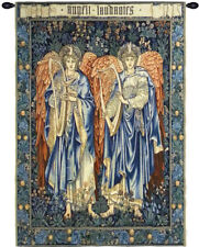 Angeli Landente Fine Art Wall Hanging Home Decor Woven Tapestry