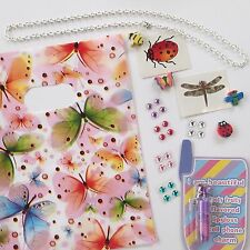 Girls Party Favours Bag Christmas Stocking Fillers kids birthday earrings 19 toy