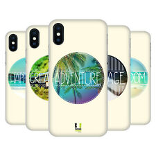 HEAD CASE DESIGNS INSPIRATIONAL CIRCLE HARD BACK CASE FOR APPLE iPHONE PHONES