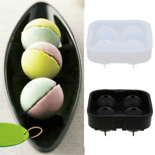 Funny Ball Shape Silicone Ice Tray Mold Muffin Cake Chocolate Baking Mould Tool