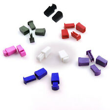 5pcs Zip Clip Buckle Zipper Pulls Cord Rope Ends Lock For Paracord