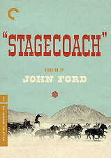 Stagecoach (DVD, 2010, 2-Disc Set) Criterion Collection - John Wayne New/Sealed