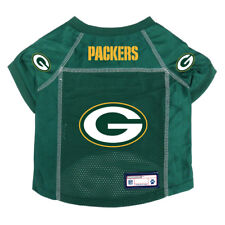 Green Bay Packers NFL dog jersey (all sizes) NEW
