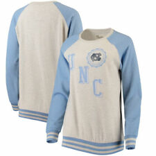 North Carolina Tar Heels Pressbox Womens Sundown Vintage Crew Sweatshirts