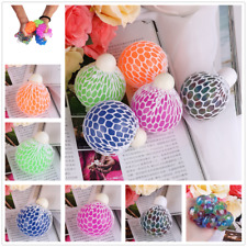 Mesh Squishy Squeeze Fidget Funny Toys Stress Anxiety Relief Kids & Adults