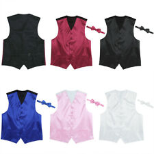Hot Men Leather Formal Casual Dress Vest Suit Slim Fashion Tuxedo Waistcoat Coat
