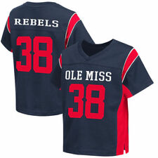 Ole Miss Rebels Colosseum 2016 Co3 Toddler Football Jersey Football - Navy