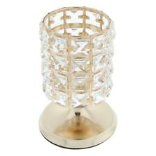 Crystal Bling Votive Tealight Candle Holder Wedding Party Venue Centerpieces
