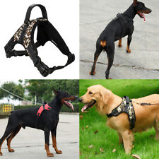 Adjustable Pet Dog Chest Strap Vest Harness Safety Padded Strap Control Harness