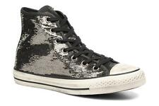 Women's Converse Chuck Taylor All Star Distressd Hi Hi-top Trainers in Grey