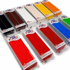 FIMO Soft 350g Polymer Modelling Clay Moulding Clay - All Colours Available