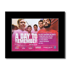A DAY TO REMEMBER - Homesick Mini Poster - 13.5x21cm