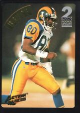 ISAAC BRUCE $15+ MINT RAMS ROOKIE CARD #150 RC RARE SP 1994 ACTION PACKED UPDATE