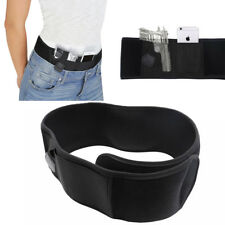 Ultimate Belly Band Holster for Concealed Carry Neoprene WaistBand Handgun Carry