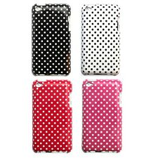 Polka Dots Pattern Hard Case Cover Skin for iPod Touch 4 Case 4th Gen Generation