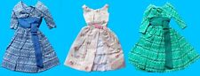 "1959 to 1970s BARBIE 11"" mattel doll -- DRESSES & BOOKLETS"