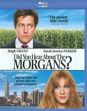 Did You Hear About the Morgans (Blu-ray Disc, 2010) Previously Viewed