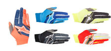 Mens Alpinestars Textile MX Aviator Off road Racing Dirt Bike Riding Gloves