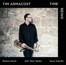 TIM ARMACOST - TIME BEING NEW CD