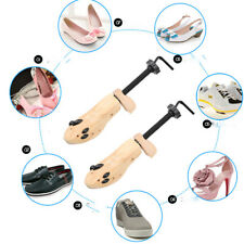 Vogue 1 Pair Women Men Wooden Shoe Stretcher 2-Way Shoes Stretcher Tree Shaper