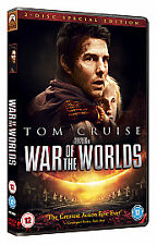 War Of The Worlds (DVD, 2-Disc Set) - FREE P&P