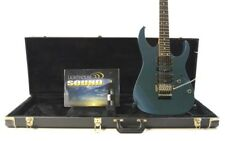 Ibanez RG470 Electric Guitar - Metallic Blue w/Case