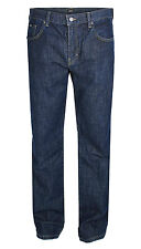 Hugo Boss Black Jeans Kansas (Regular Fit) dark blue rinsed
