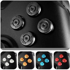 Customized Bullet Buttons Mod Kits ABXY for Xbox One Controller Metal Alloy