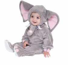 Infant Toddler Child Elephant Zoo Animal Jumpsuit Cute Baby Halloween Costume