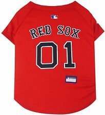 BOSTON RED SOX MLB Dog Pet Jersey (all sizes)