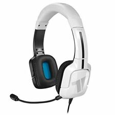 Tritton Kama 3.5mm Stereo Headset White PS4 New Sealed Official
